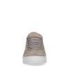 Grijze suède sneakers
