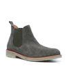 Khaki lage chelsea boots