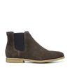Groene chelsea boots