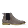 Taupe chelsea boots