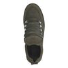 Khaki suède sneakers