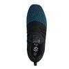 Donkerblauwe lage sneakers