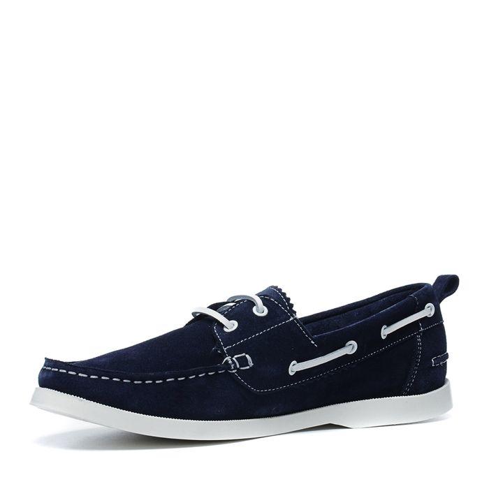 Blaue Slipper