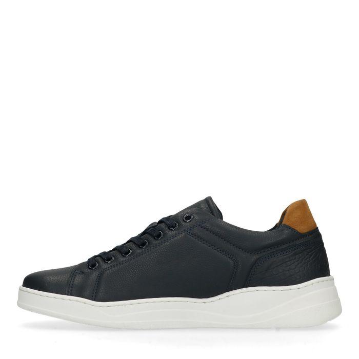 Dunkelblaue Sneaker