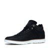 Hohe Sneaker schwarz