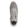 Graue High-Top-Sneaker