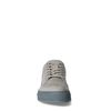 Graue Nubuk-Sneaker