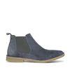 Graue Chelsea Boots