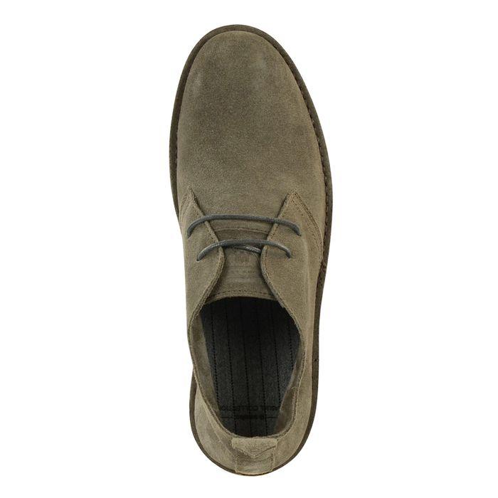 Taupefarbene  Desert Boots