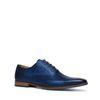 Chaussures à lacets - bleu foncé