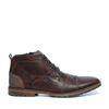 Chaussures à lacets montantes - marron