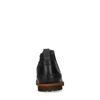 Chelsea boots en cuir basses - noir