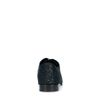 Chaussures à lacets en cuir avec petites pierres