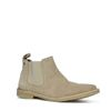 Chelsea boots beiges