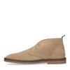 Desert boots en daim - beige