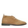 Desert boots en daim - marron