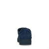 Baskets en daim - bleu