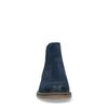Chelsea boots en daim - bleu foncé
