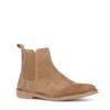Chelsea boots - marron clair