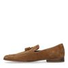 Loafers - camel