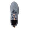 Baskets en daim basses - gris