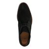Desert boots en daim - noir