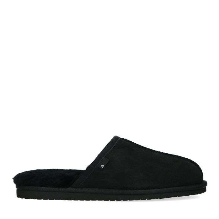 Chaussons - noir