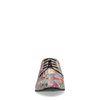 Chaussures à lacets en daim avec imprimé bande dessinée