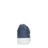 Baskets nubuck montantes - bleu foncé
