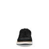 Baskets basses en nubuck - noir