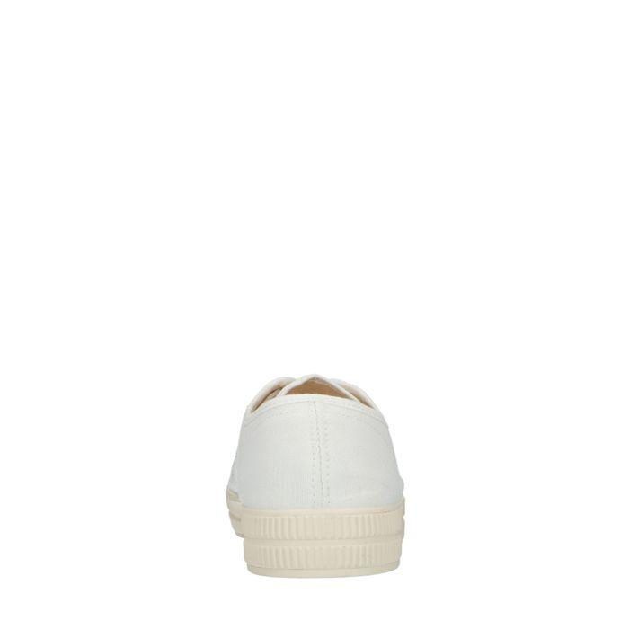 Baskets en toile - blanc