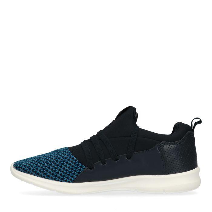 Baskets basses - bleu foncé