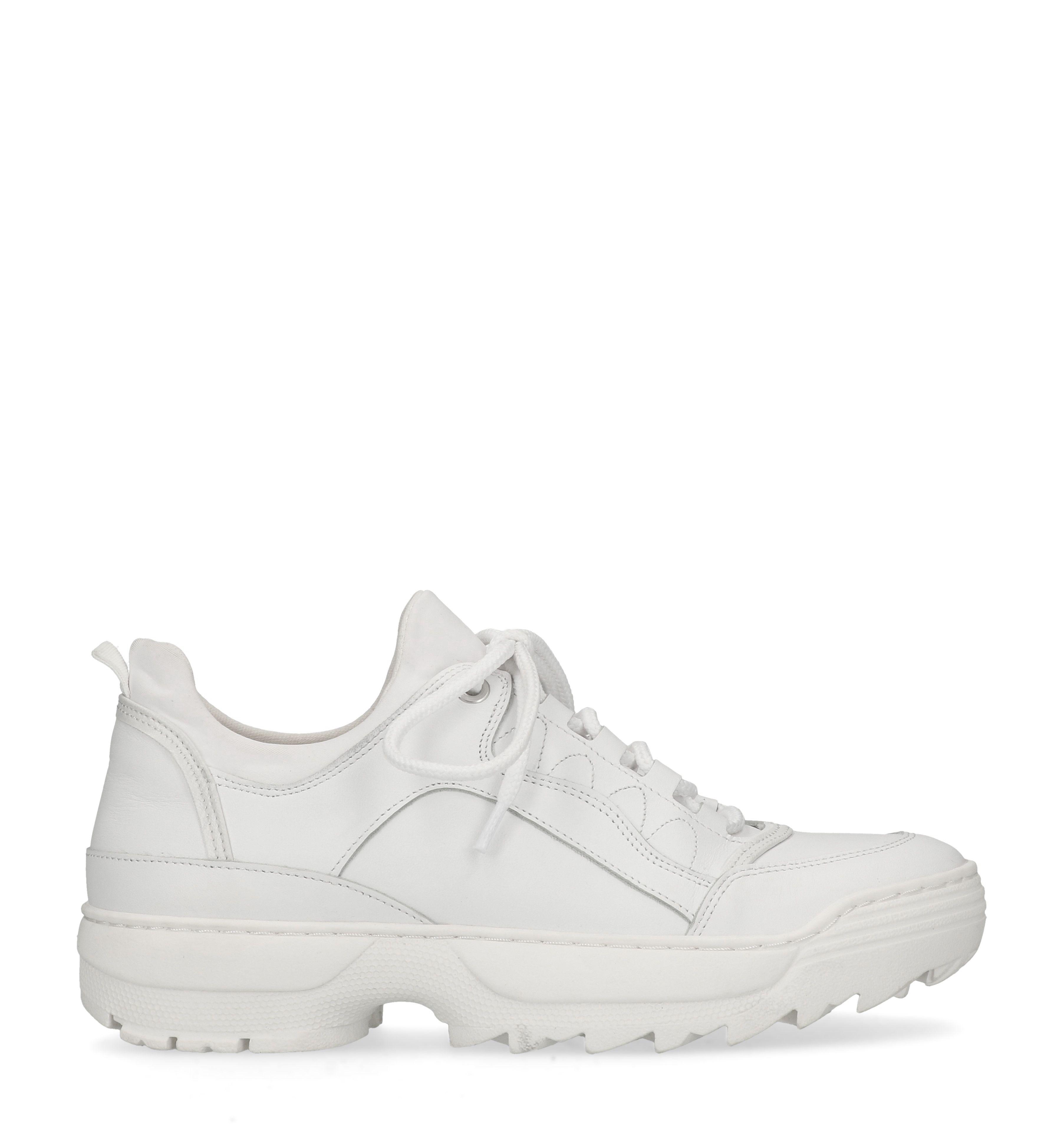 Dad shoes avec semelle blanche - ocre (36,37,38,39,40,41)
