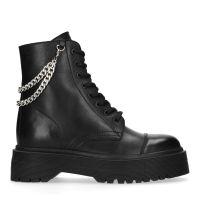 9bc5ff926a2 MarijeZuurveldxSacha zwarte biker boots 129,99