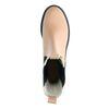 Camelbraune Chelsea Boots aus Leder