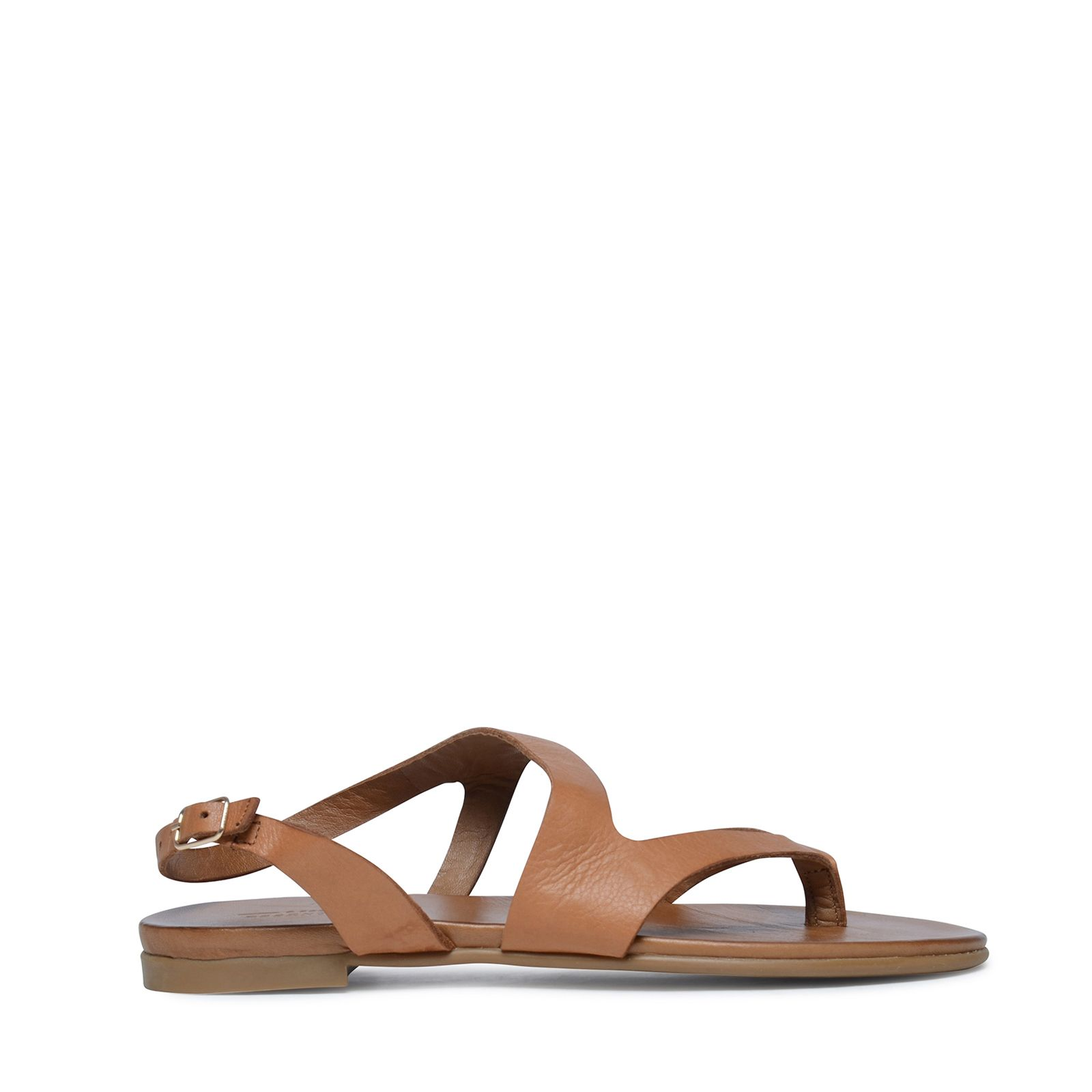 Braune Sandalen Leder Sacha Damenschuhe – 9I2EWDH