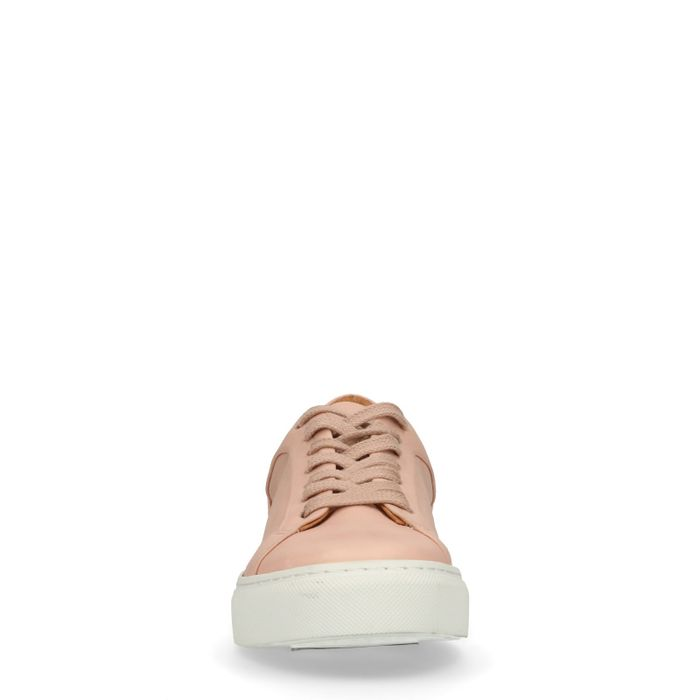 Hellrosa Sneaker
