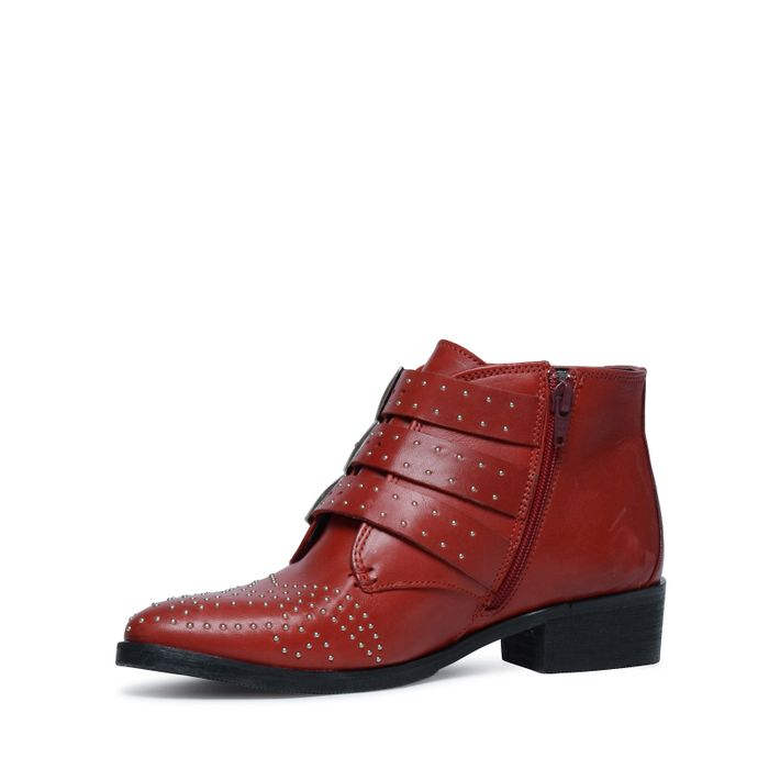 Buckle Boots rot