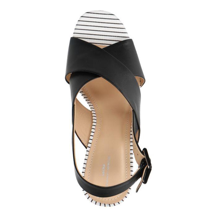 Sandaletten mit Print