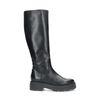 Schwarze Chelsea Boots