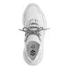 Dad-Sneaker weiß