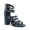 Sandaletten mit Glitzer