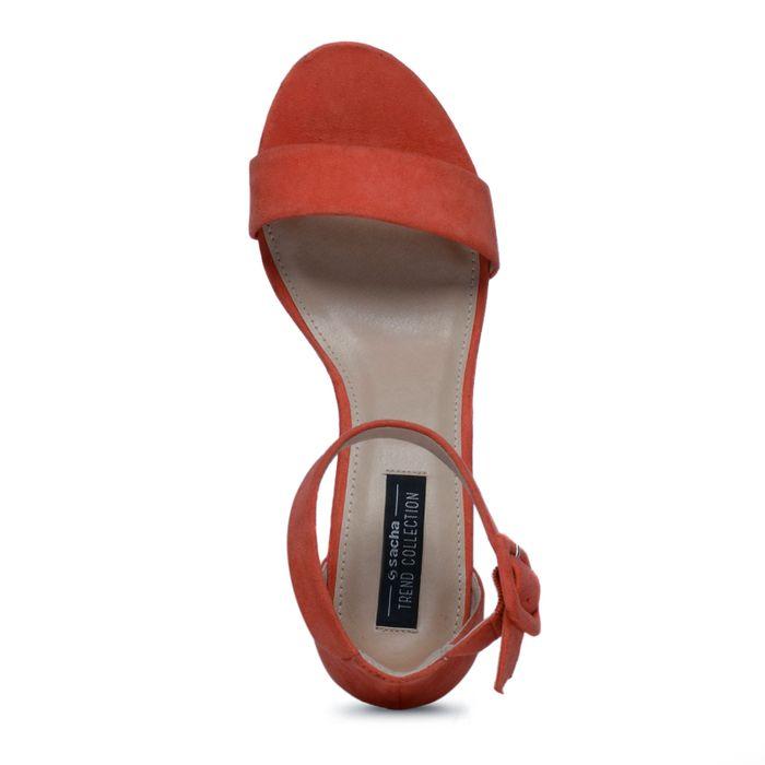 Sandaletten koralle