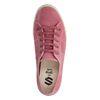 Rosafarbene Sneaker