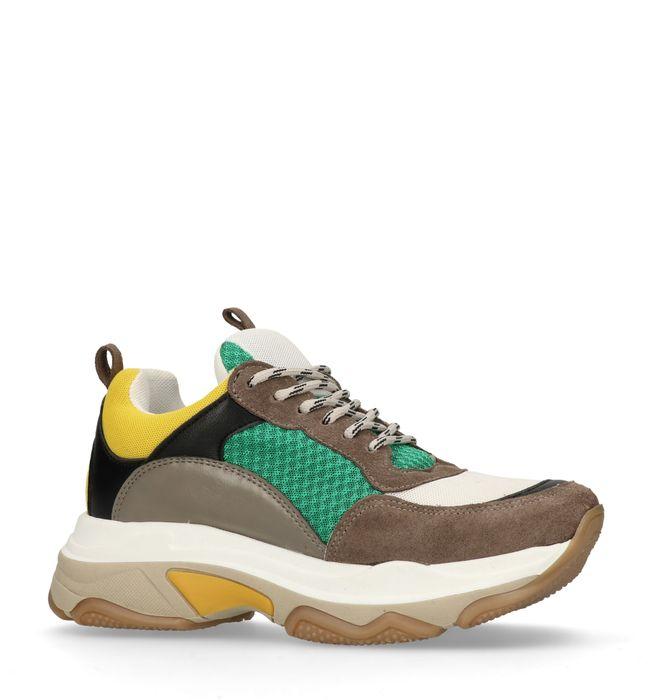 Dad-Sneaker mehrfarbig