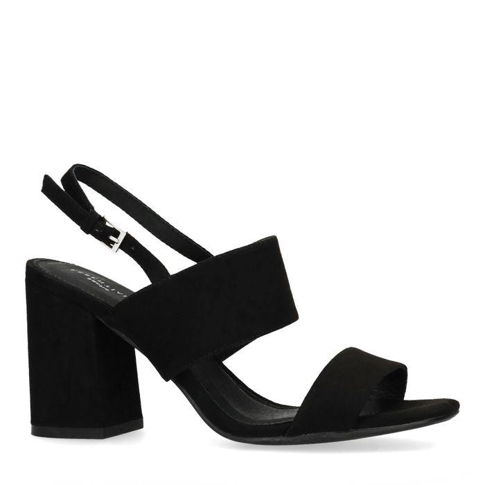 51fabbc3ef19f9 Sandaletten schwarz - Damenschuhe – SACHA