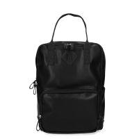 554e809cf44 Zwarte rugzak met laptopvak 44,99