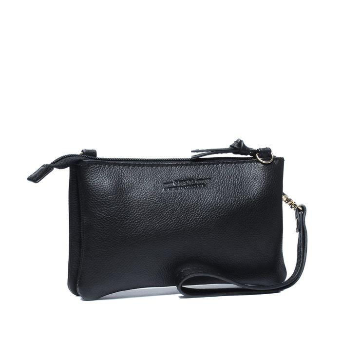 Petit sac clutch - noir