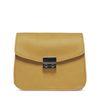 Petit sac à bandoulière jaune