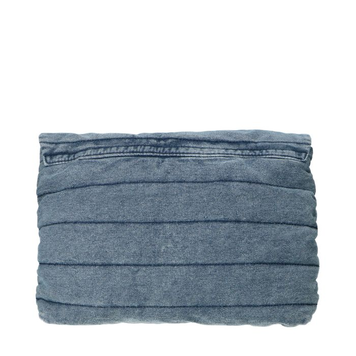Sac bandoulière aspect jean